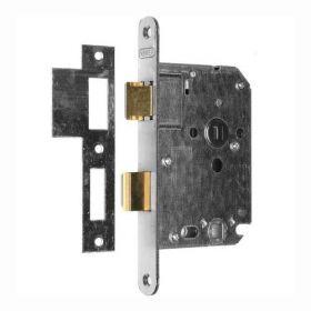 Nemef 1264/17 RVS WC slot afgerond PC63/8 doornmaat 50 mm