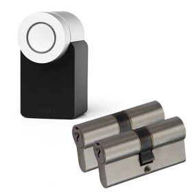 Nuki 2.0 Smart Lock + 2x Nemef NF3 cilinder SKG3