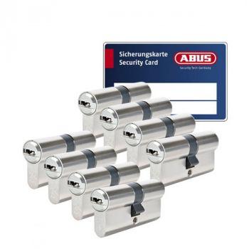 Abus Vela 1000 SKG3 - 8 cilinders met 24 sleutels