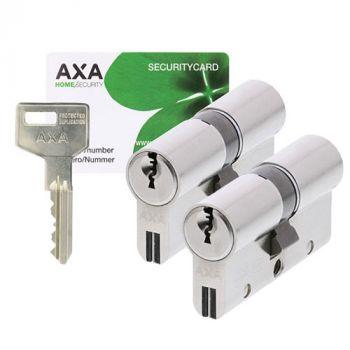AXA Xtreme Security SKG3 - 2 cilinders met 6 sleutels