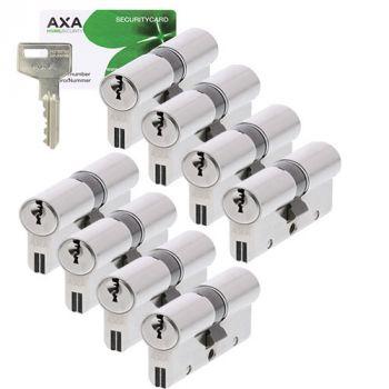 AXA Xtreme Security SKG3 - 8 cilinders met 24 sleutels