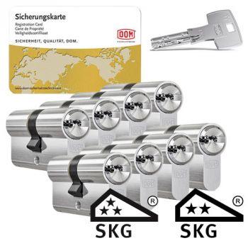 Dom IX Teco SKG3 - 8 cilinders met 24 sleutels